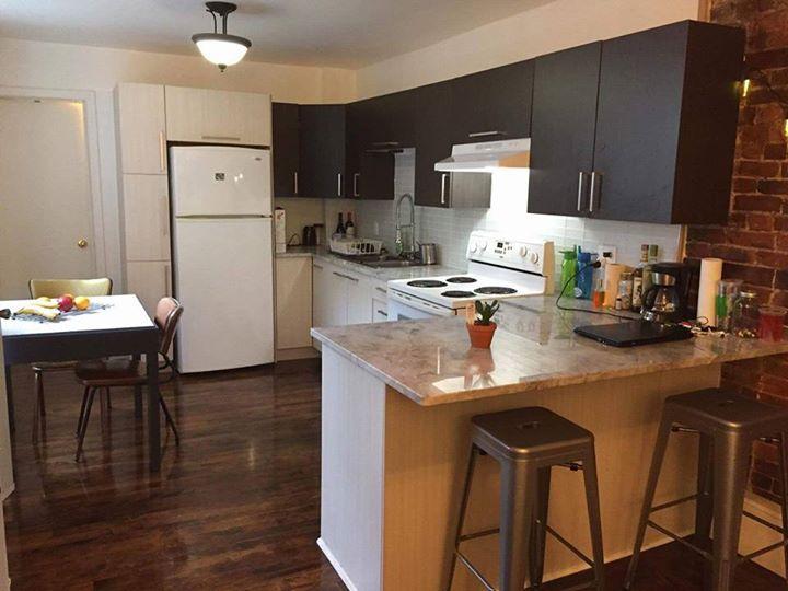 Appartement à louer/for rent Plateau Mont-Royal