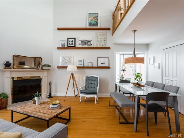 Superbe condo sur 2 étages – Masson
