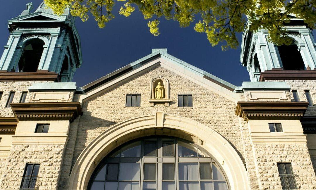 La transformation de l'Église Saint-Jean de la Croix